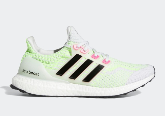 This New adidas Ultra Boost DNA Glows In The Dark