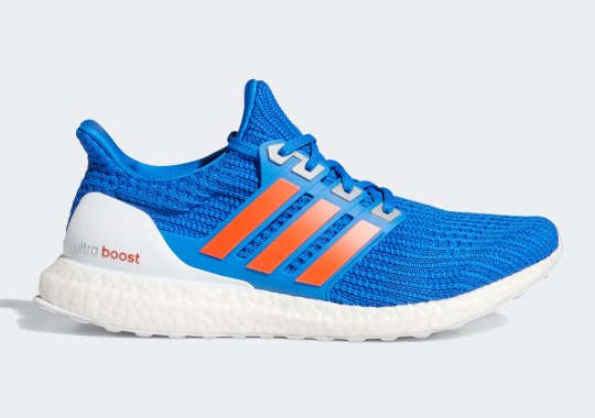 A New Ultra Boost DNA Arrives In Florida Gators-Themed Colorway