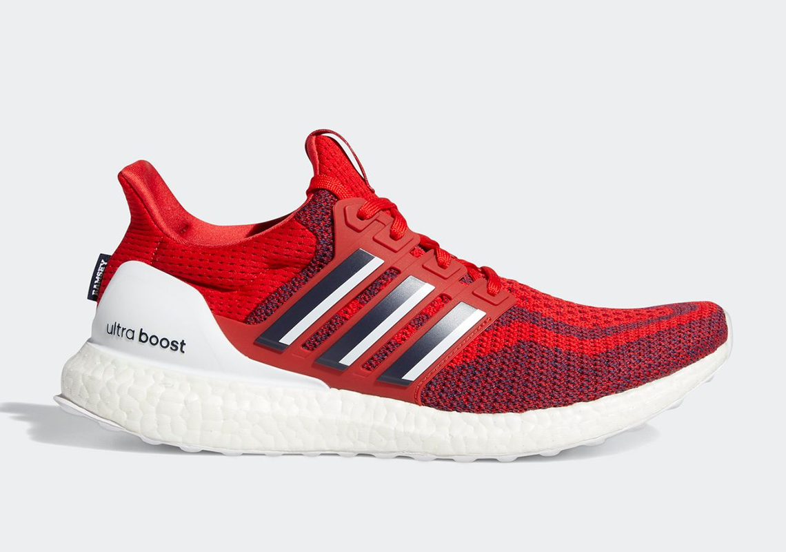 red high top adidas