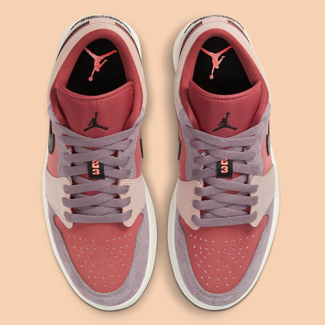 Air Jordan 1 Low Canyon Rust DC0774-602 Release Info | SneakerNews.com