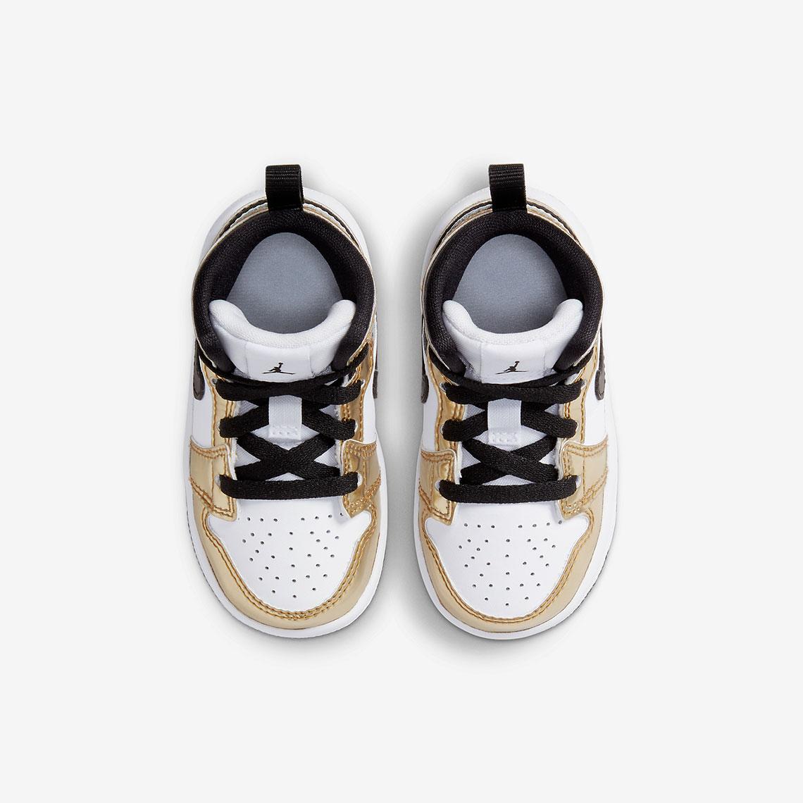 boys shoes for women Metallic Gold