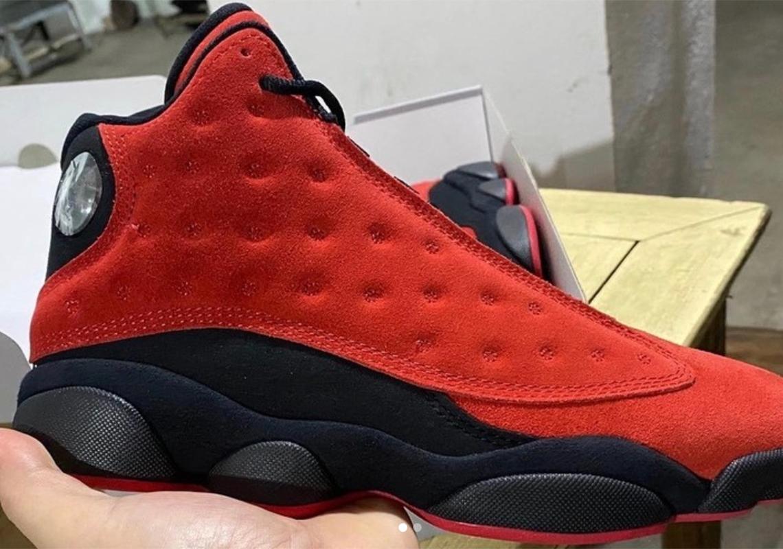 "Air Jordan 13 ""Reverse Bred"""