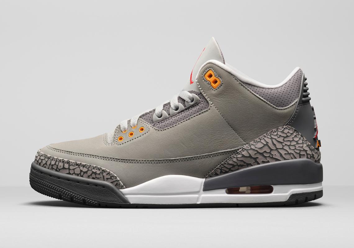 Air Jordan 3 Cool Grey 2021 CT8532-012 Release Info | SneakerNews.com