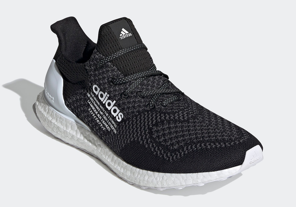 atmos adidas Ultra Boost DNA Release