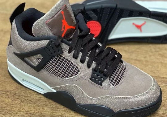 "First Look At The Air Jordan 4 ""Taupe Haze"""