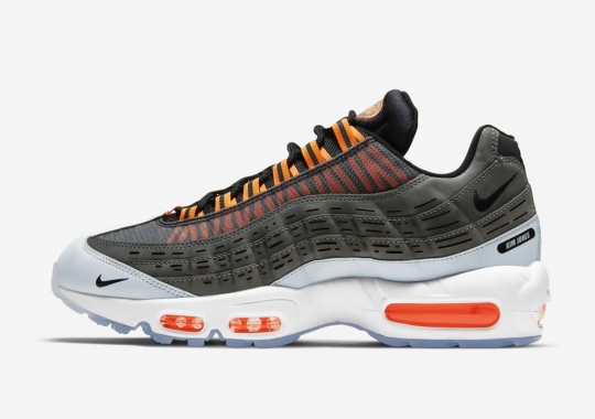 First Look At The Kim Jones x Nike Air Max 95