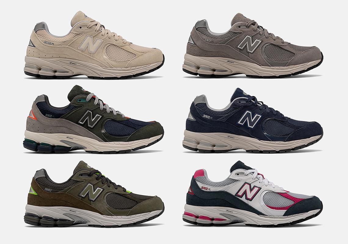 felicidad Ordenado capacidad  New Balance 2002R November 2020 Store List | SneakerNews.com