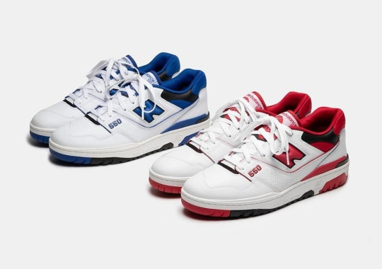 The Once-Archived New Balance 550 Is Returning As A Mainline Offering