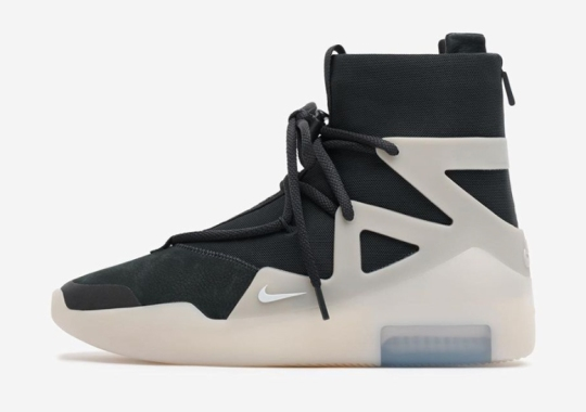 This Previously Unreleased Nike Air Fear Of God 1 Is Dropping On Instagram