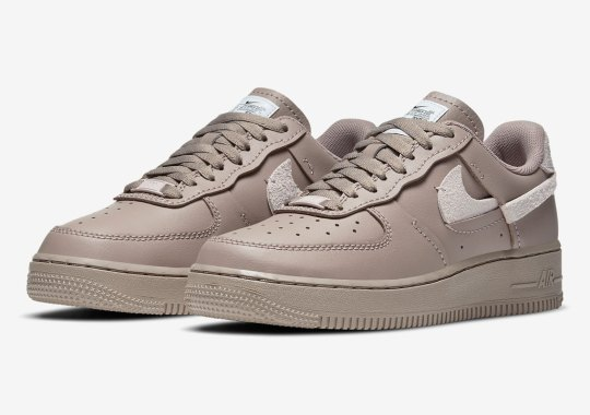 The Nike Air Force 1 Low LXX Appears In Tonal Malt Colorway
