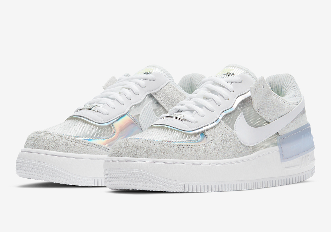 Nike Air Force 1 Shadow Wmns Dc5255 043 Sneakernews Com Iconic air force 1 design details. nike air force 1 shadow wmns dc5255 043