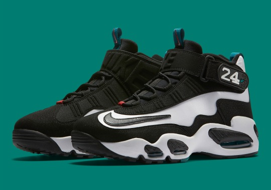 """Official Images Of The Nike Air Griffey Max 1 """"Freshwater"""""""