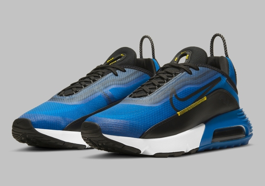 Warriors Fans Will Love This Upcoming Nike Air Max 2090