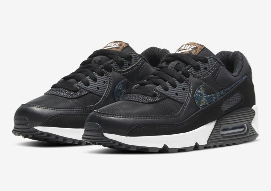 The Nike Air Max 90 Adds Subtle Safari Animal Prints