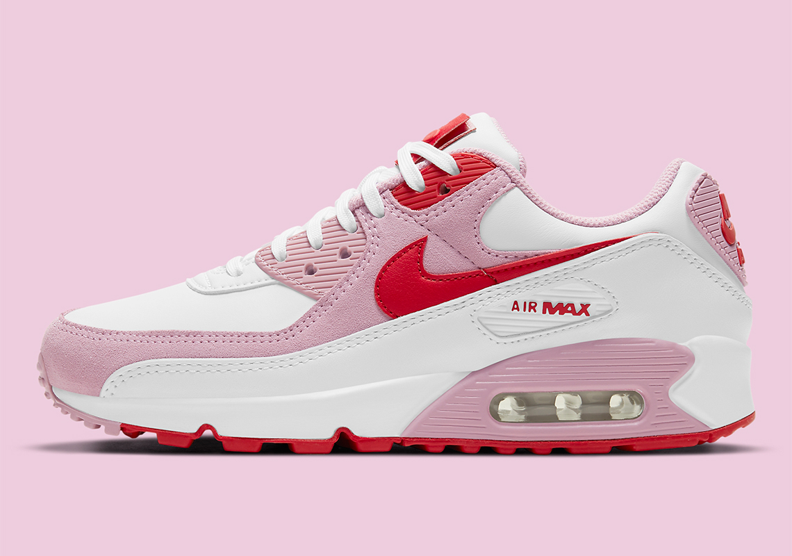 Nike Air Max 90 Valentines Day 2021 DD8029-100 Release Info ...