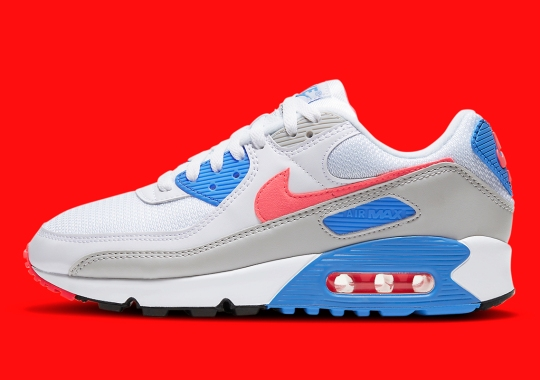 Nike Brings Back This OG Women's Colorway Of The Air Max 90