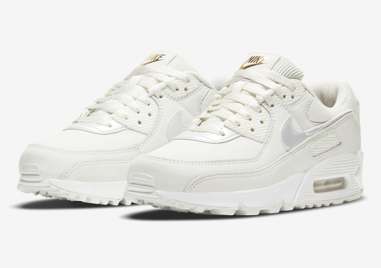 Chain Swinging On This New Women's Air Max 90
