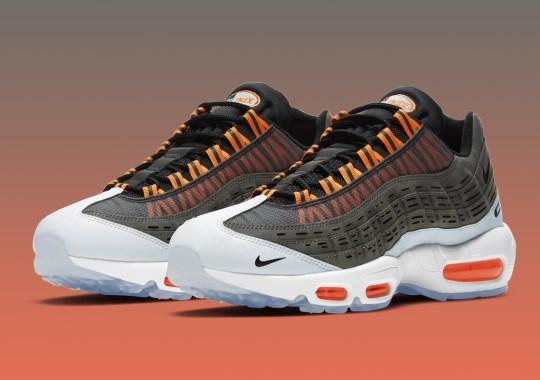 First Look At The Kim Jones x Nike Air Max 95 Duo