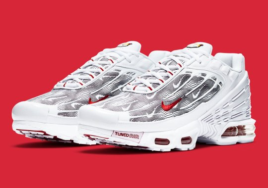 Nike's Topography Pack Includes The Air Max Plus 3