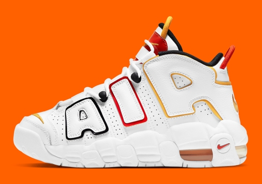 "Nike Sportswear's ""Raygun"" Pack To Include The Air More Uptempo"