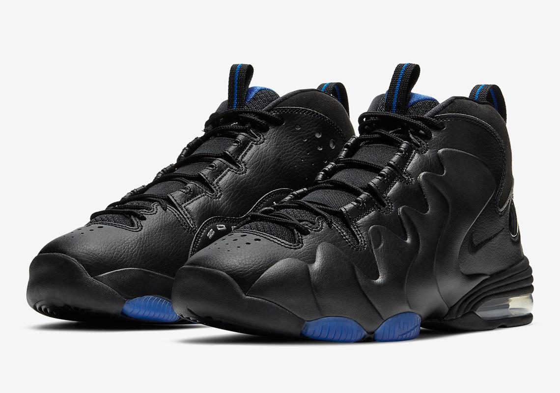 Nike Air Penny 3 Black Royal CT2809-001
