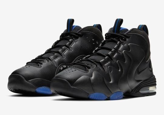 "Nike Is Bringing Back The Original Air Penny 3 ""Black/Royal"""