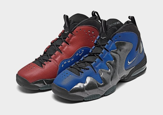 """Nike Honors Penny Hardaway's Late Friend With Air Penny 3 """"Do It For Dez"""""""