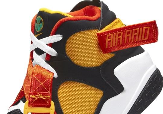 Nike's Roswell Rayguns Invade The Air Raid