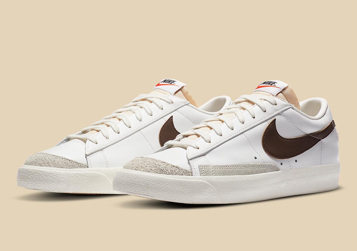 Nike Blazer Low '77 Vintage DA6364-100 | SneakerNews.com