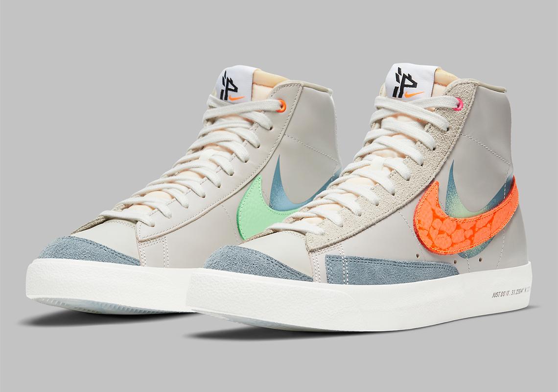 Nike Blazer Mid 77 DC3278-280 Release Info | SneakerNews.com