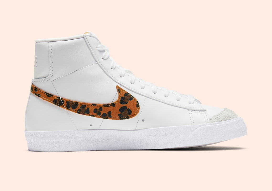 Nike Blazer Mid '77 White Leopard DA8736-101 | SneakerNews.com