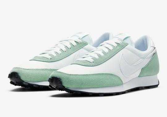 Nike Daybreak For Women Just Released In Enamel Green