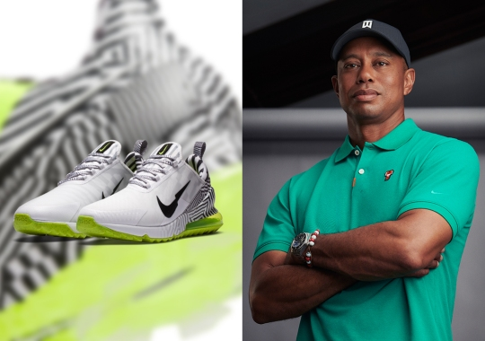 "Nike Golf Unveils ""Fearless Together"" Capsule To Align With Masters Tournament In Augusta"