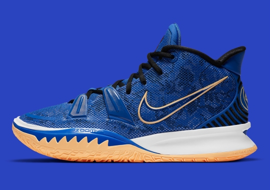 "The Nike Kyrie 7 ""Sisterhood"" Releases On November 14th"