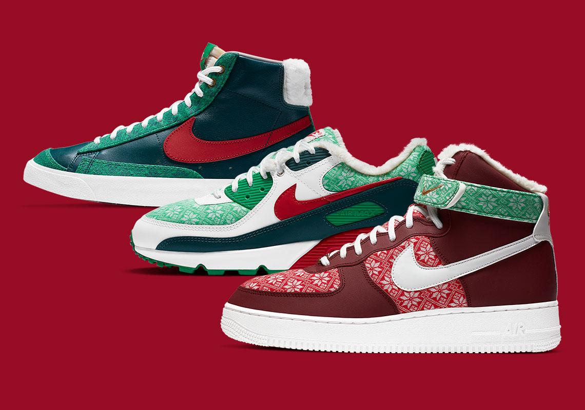 Nike Air Max Christmas Nordic DC1607-100 Release | SneakerNews.com
