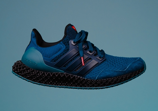 Packer And adidas Consortium Deliver The First Ultra 4D Collaboration