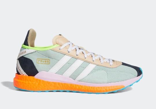 Pharrell Adds Pops Of Color To The adidas Tokio Solar Hu
