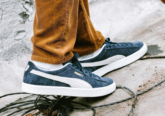 PUMA Hits Nostalgic Notes With The Suede Vintage In Three Colorways