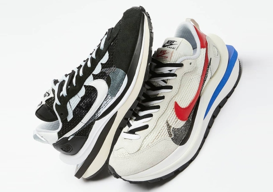 Reminder: The sacai x Nike VaporWaffle Releases In The US Tomorrow