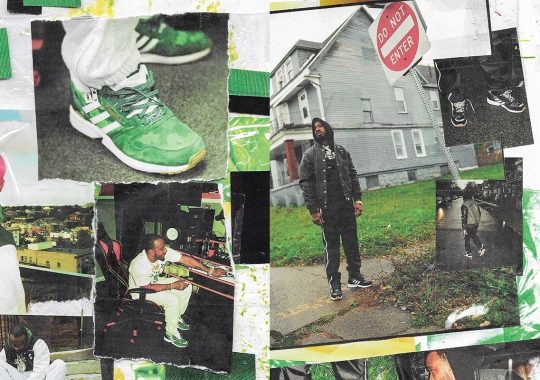 Check Out UNDEFEATED's Zine-Style Presentation Of Upcoming Adidas ZX 8000 Collab With BAPE