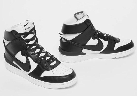 Where To Buy The AMBUSH x Nike Dunk High