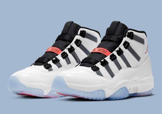 The Air Jordan 11 Adapt Releases Tomorrow