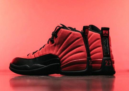 "The Air Jordan 12 ""Varsity Red"" Releases Tomorrow"