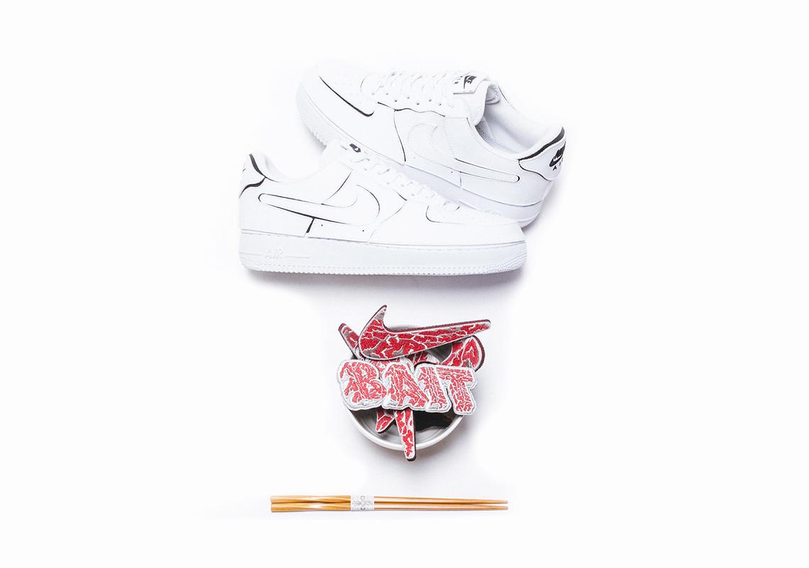 BAIT Nike Air Force 1 A5 Wagyu Tokyo Comic Con Release Info ...