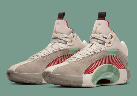 Official Images Of The CLOT x Air Jordan 35