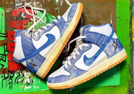 Carpet Company Tests Multiple Graphics With Early Nike SB Dunk High