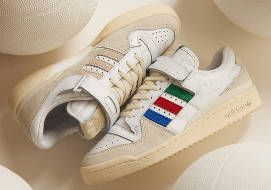 """The END x adidas Forum Low """"Friends And Forum"""" Is Limited To 300 Pairs"""