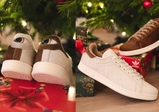 Gremlins And adidas Bring Hair Uppers To The adidas Stan Smith