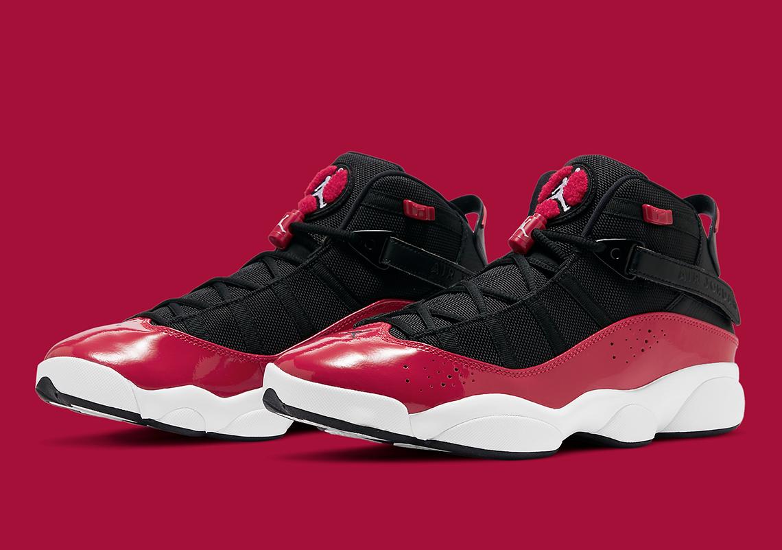 Jordan 6 Rings 322992-060 Release Info | SneakerNews.com
