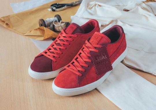 Michael Lau Alternates Red Colors On His Upcoming Puma Suede